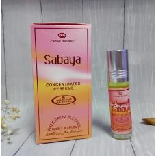 """Масляные духи """"Sabaya"""" 6 мл."""